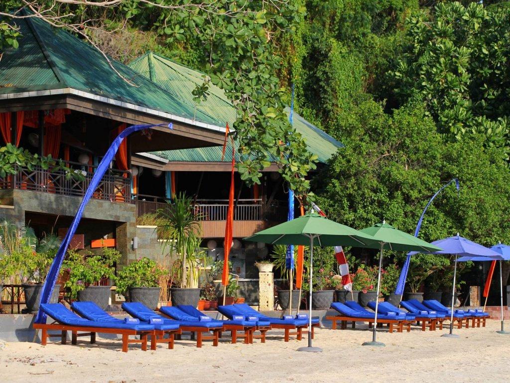 Bunaken, Bastianos resort | Rama Tours