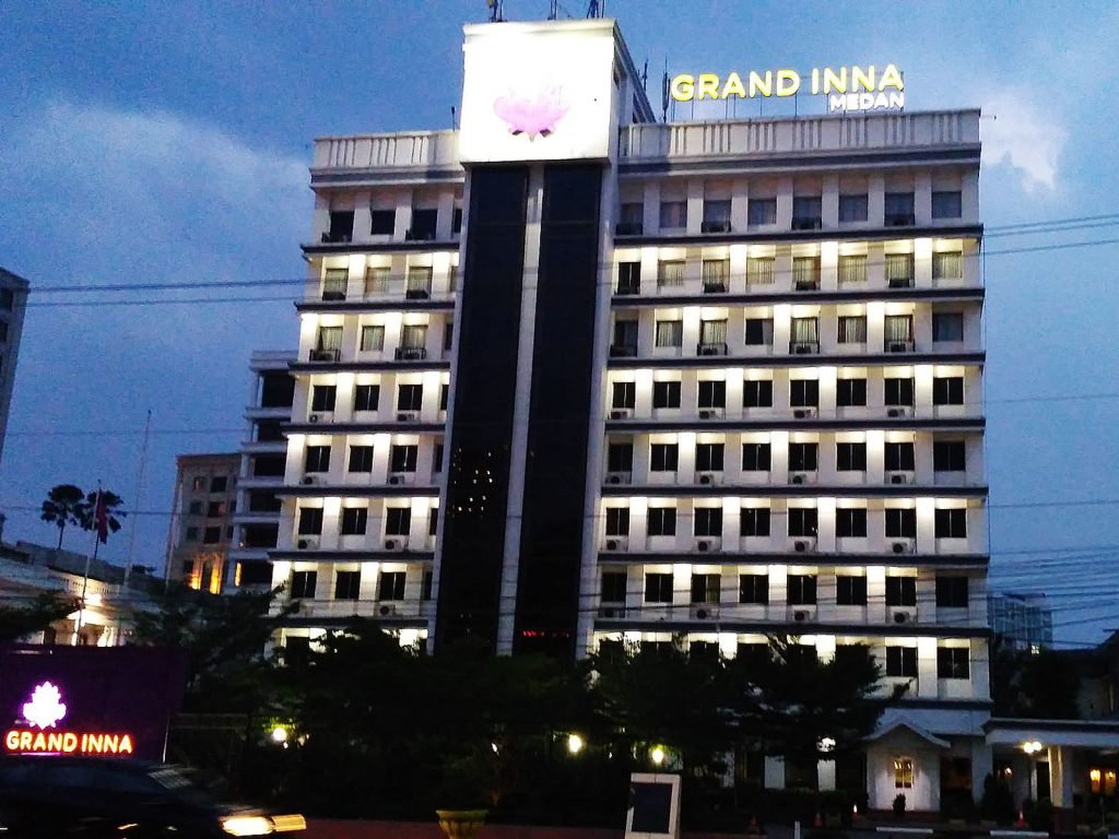 Medan, Grand Inna hotel | Rama Tours