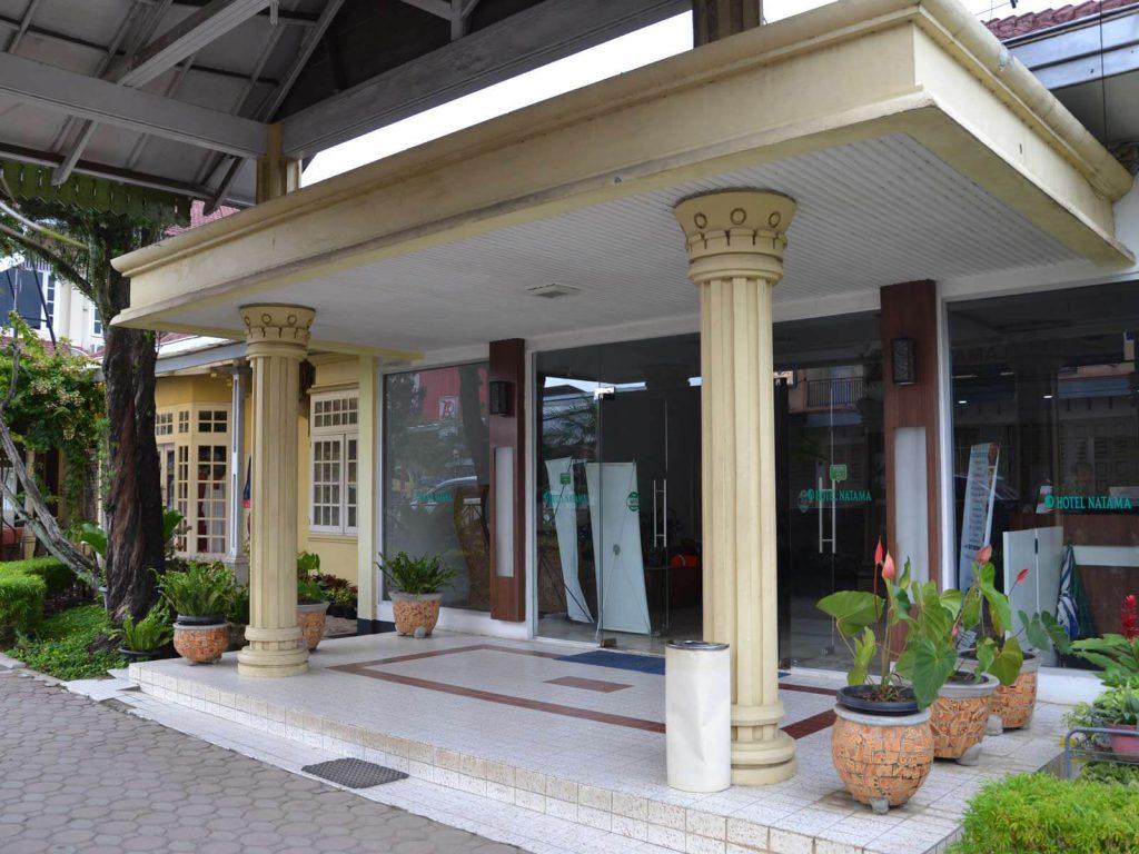 Sipirok, Natama Hotel | Rama Tours