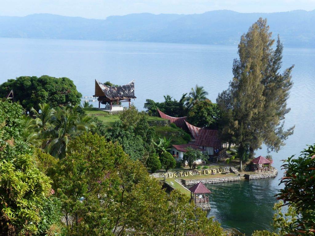 Samosir, Tuk Tuk Timbul Hotel | Rama Tours