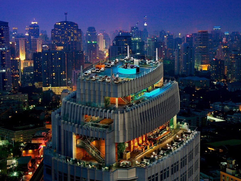 Bangkok, Marriott hotel | Rama Tours