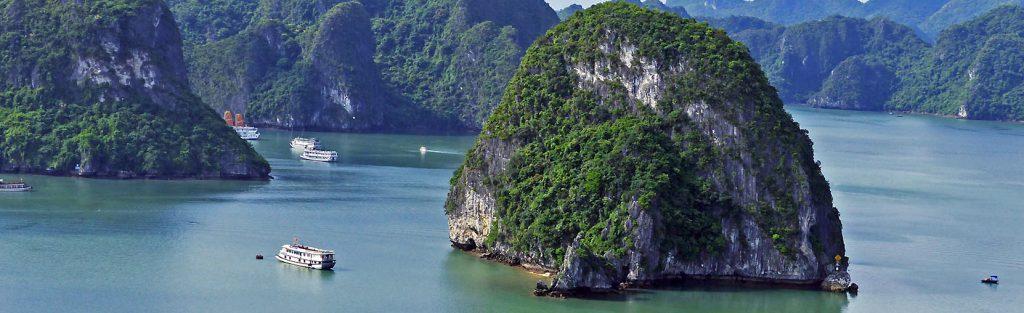 Rondreis Vietnam van Noord tot Midden
