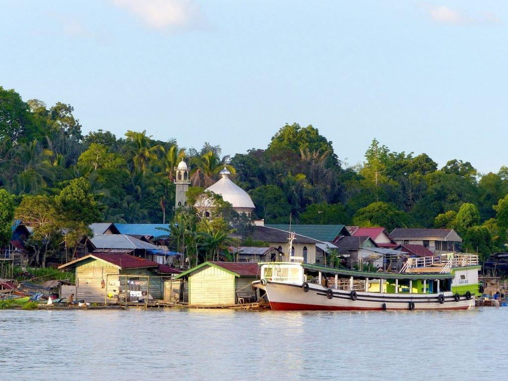 Mahakam rivier | Rama Tours