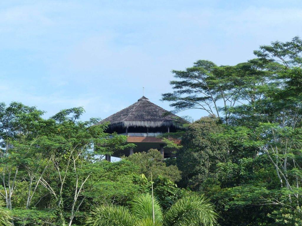 Samboja, Samboja Lodge   Rama Tours
