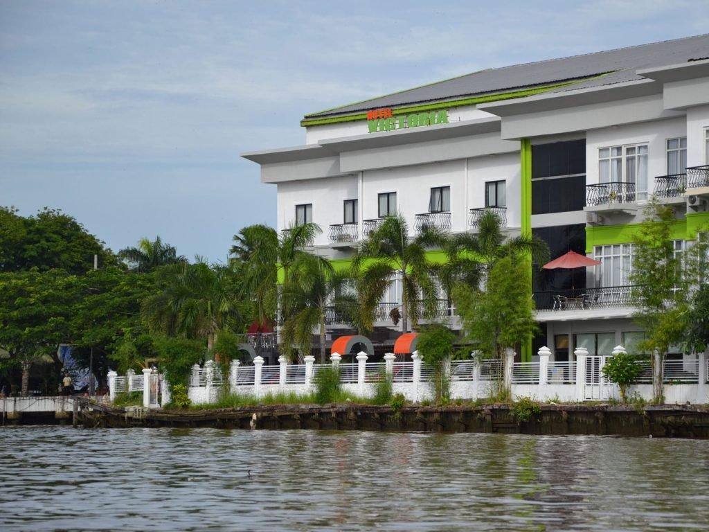 Banjarmasin, Victoria hotel | Rama Tours