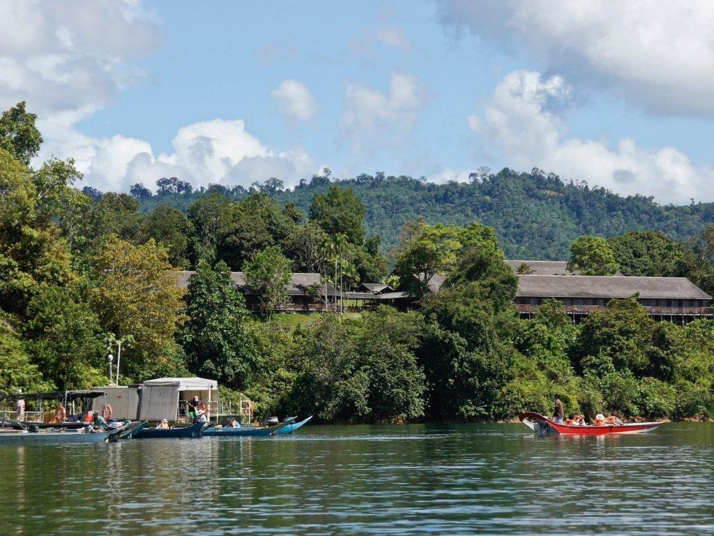Batang Ai | Rama Tours