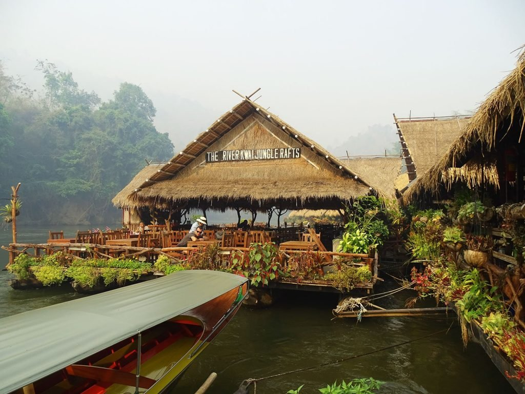 Kanchanaburi, River Kwai Jungle Rafts | Rama Tours