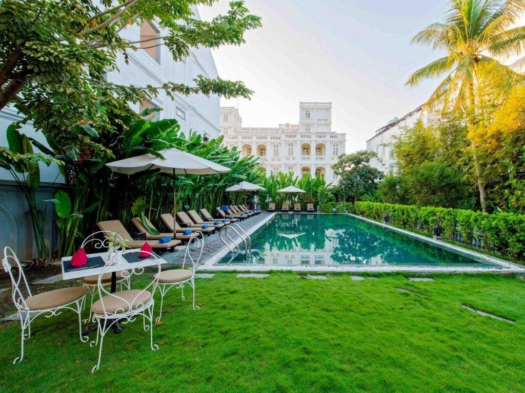 Hoi An, Hoi An Garden Palace | Rama Tours