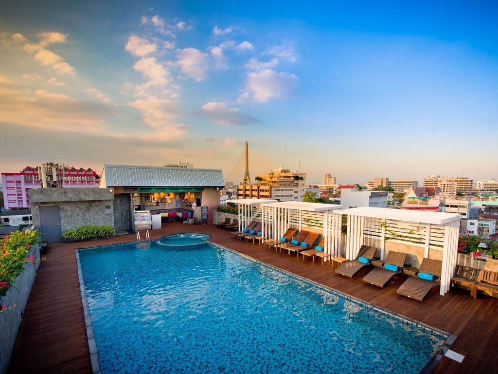 Bangkok, Nouvo City Hotel | Rama Tours