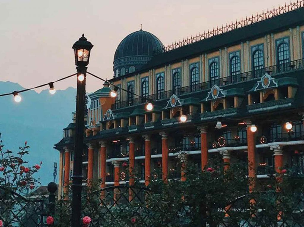 Sapa, BB Hotel Sapa | Rama Tours