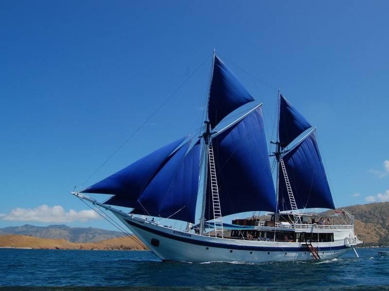 Zeiltochten bij de Sunda eilanden | Rama Tours