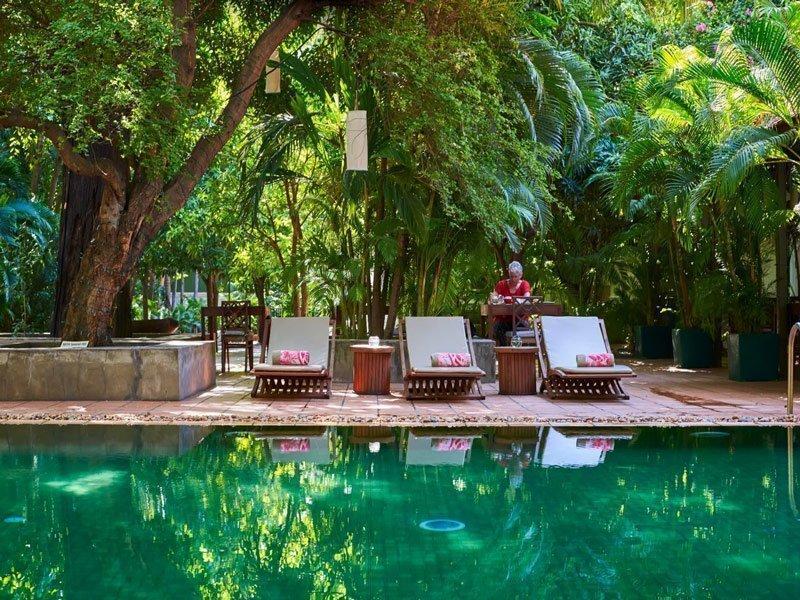Phnom Penh, The Kabiki (bestaat niet meer 2020) | Rama Tours