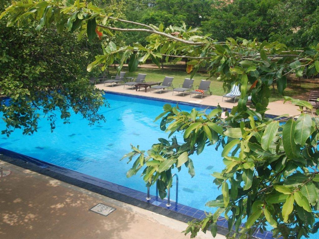 Sigiriya, Kassapa Lions Rock hotel | Rama Tours