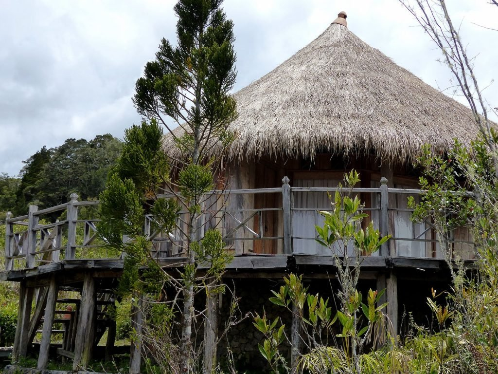 Baliem Vallei, Baliem Valley Resort | Rama Tours