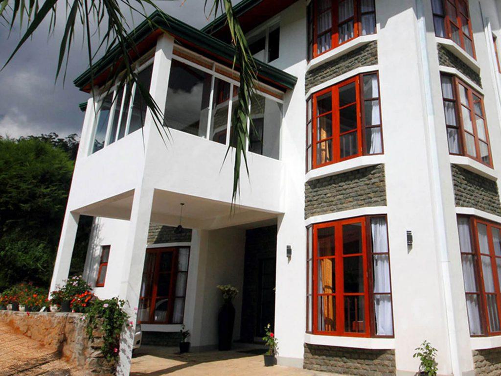 Nuwara Eliya, Glenfall Reach hotel | Rama Tours