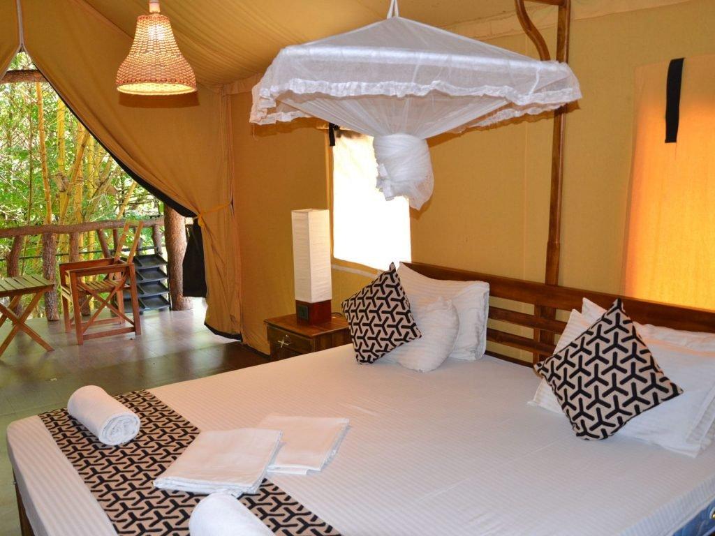 Udawalawe National Park, Athgira River Camp | Rama Tours