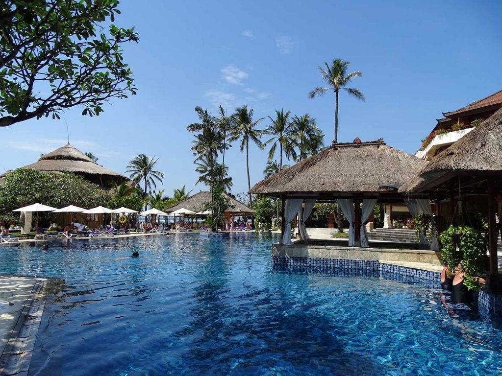 Nusa Dua, Nusa Dua Beach hotel | Rama Tours