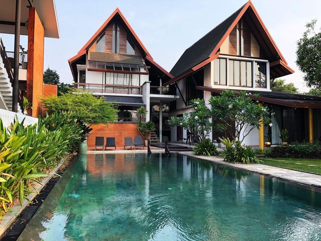 Ayutthaya, Iudia on the River hotel | Rama Tours