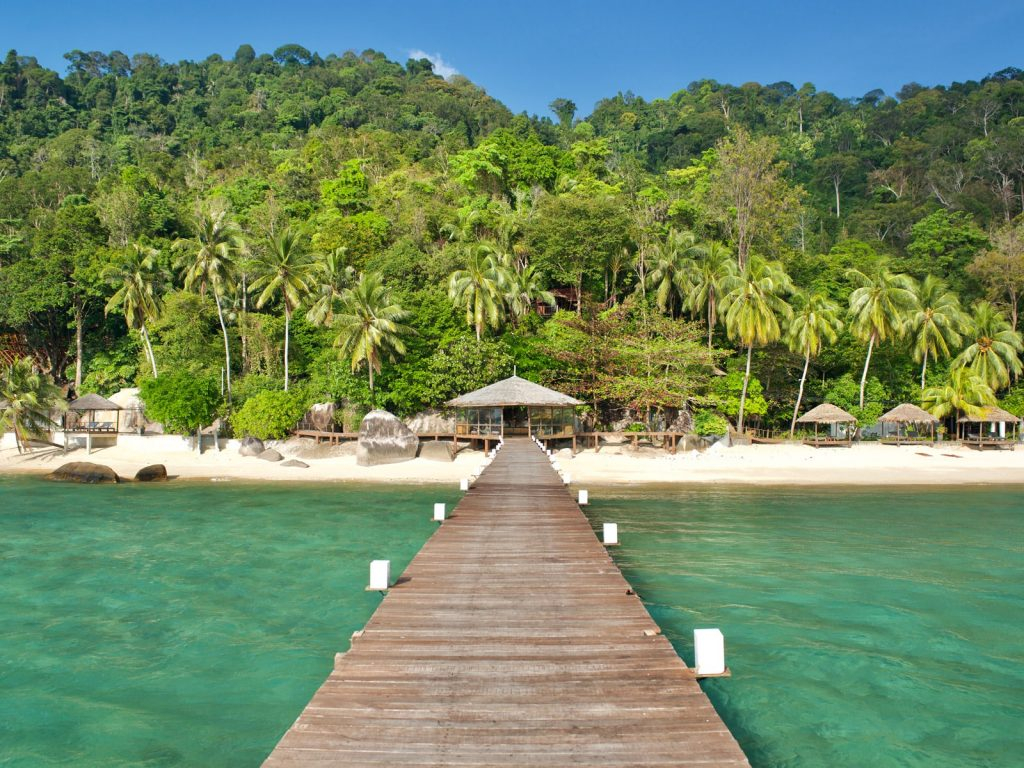 Tioman, Japamala resort | Rama Tours