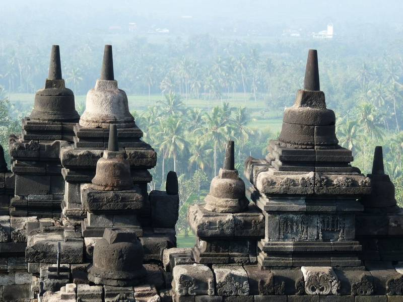 Rondreis Java   Rama Tours