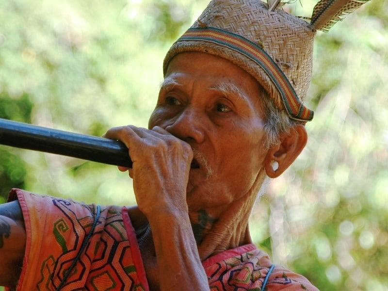 Rondreis Sarawak
