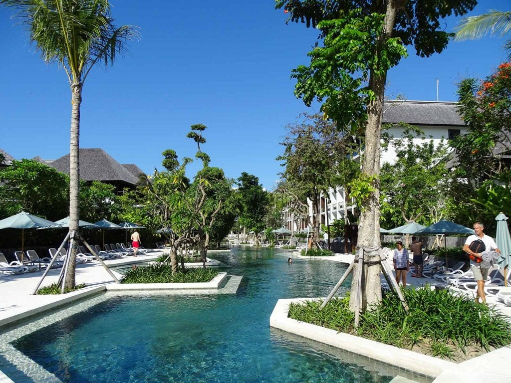 Tuban, Anvaya Beach Resort Bali | Rama Tours
