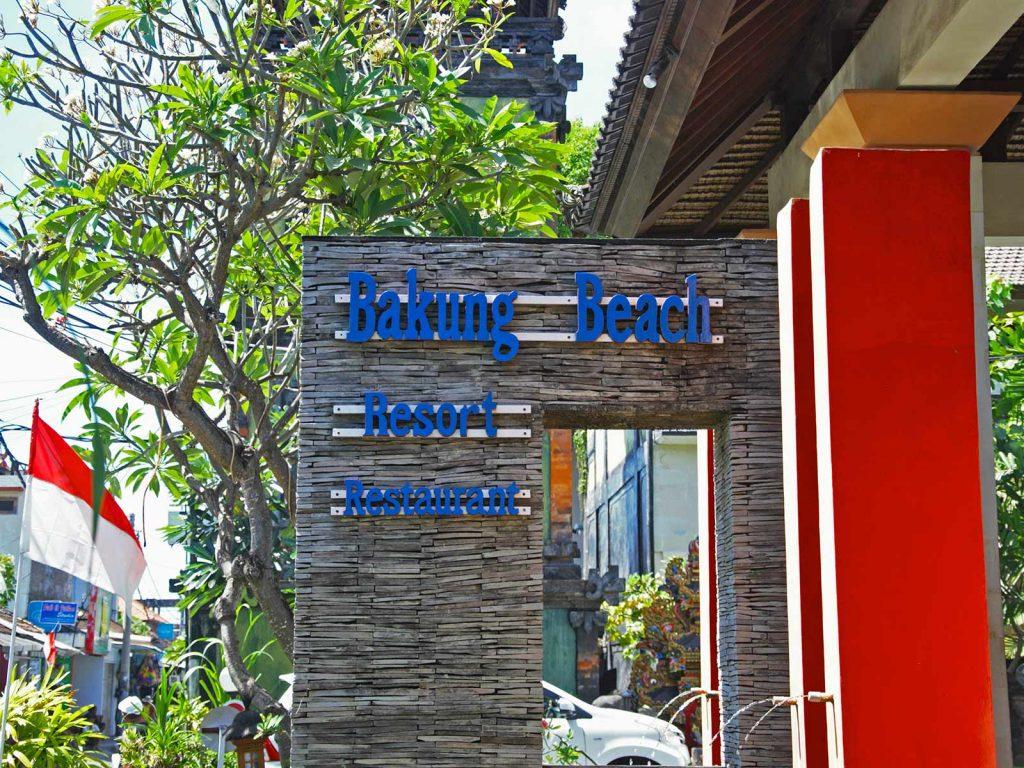 Tuban, Bakung Beach hotel | Rama Tours