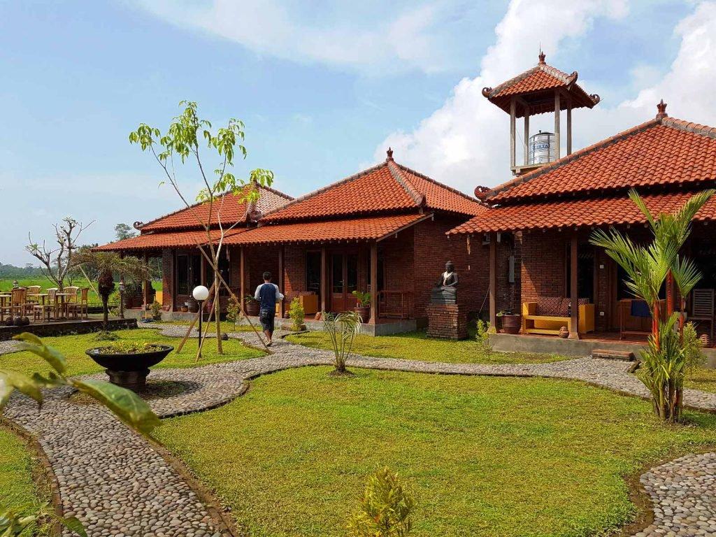 Borobudur, Rumah Dharma hotel | Rama Tours