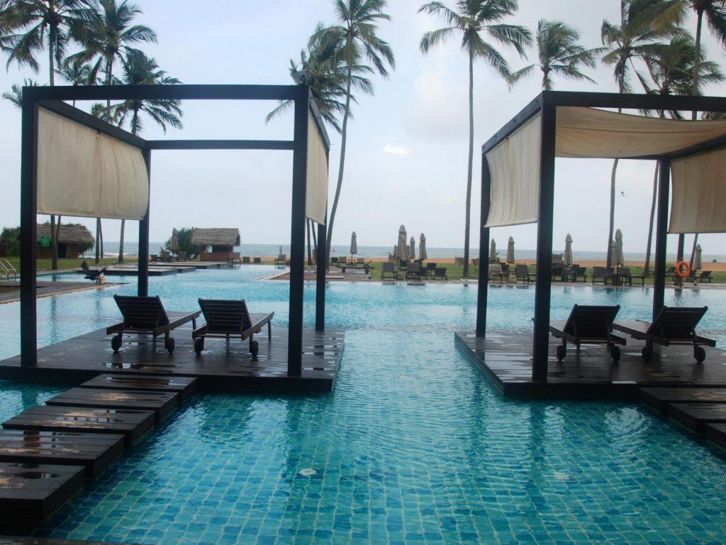 Negombo, Suriya beach hotel | Rama Tours