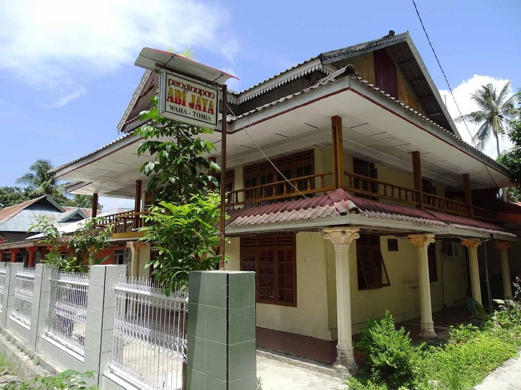 Wakatobi, Abi Jaya homestay | Rama Tours