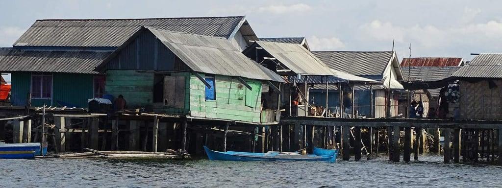 Bezoek de Bajo zeenomaden | Rama Tours Holland