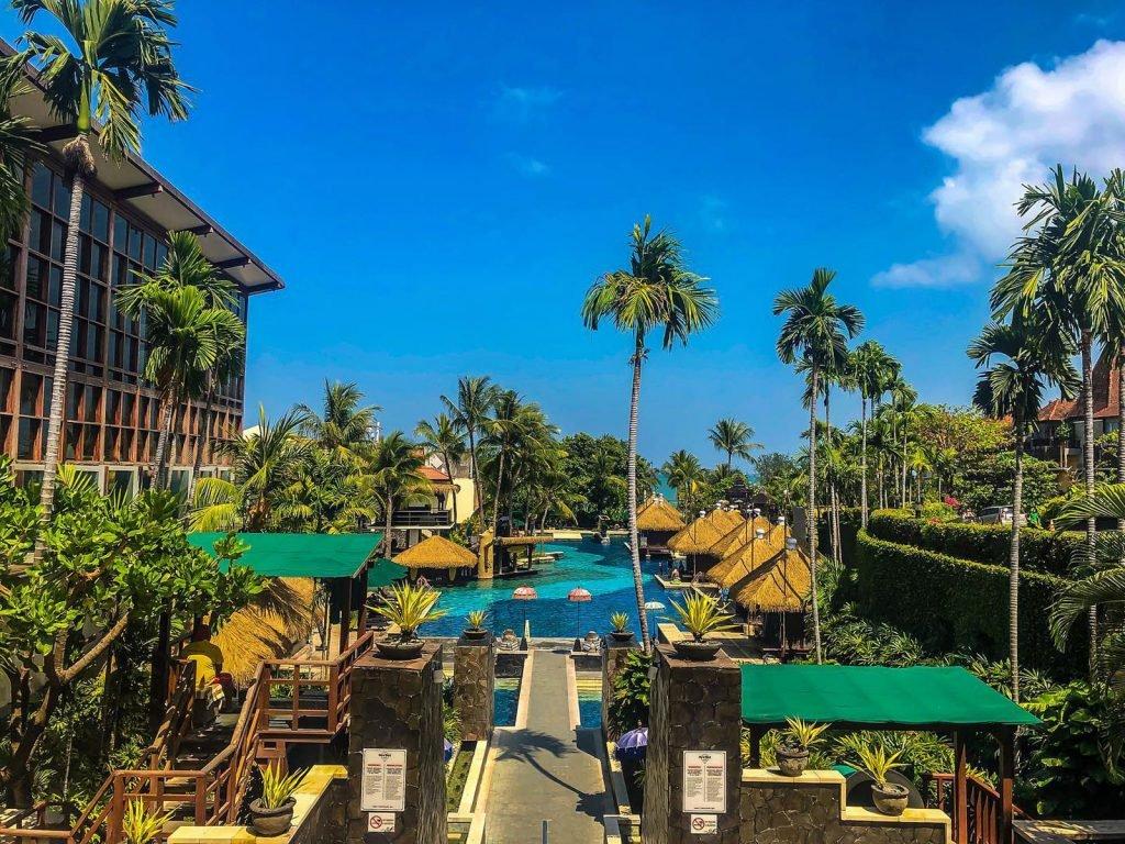 Kuta, Hard Rock hotel Bali | Rama Tours