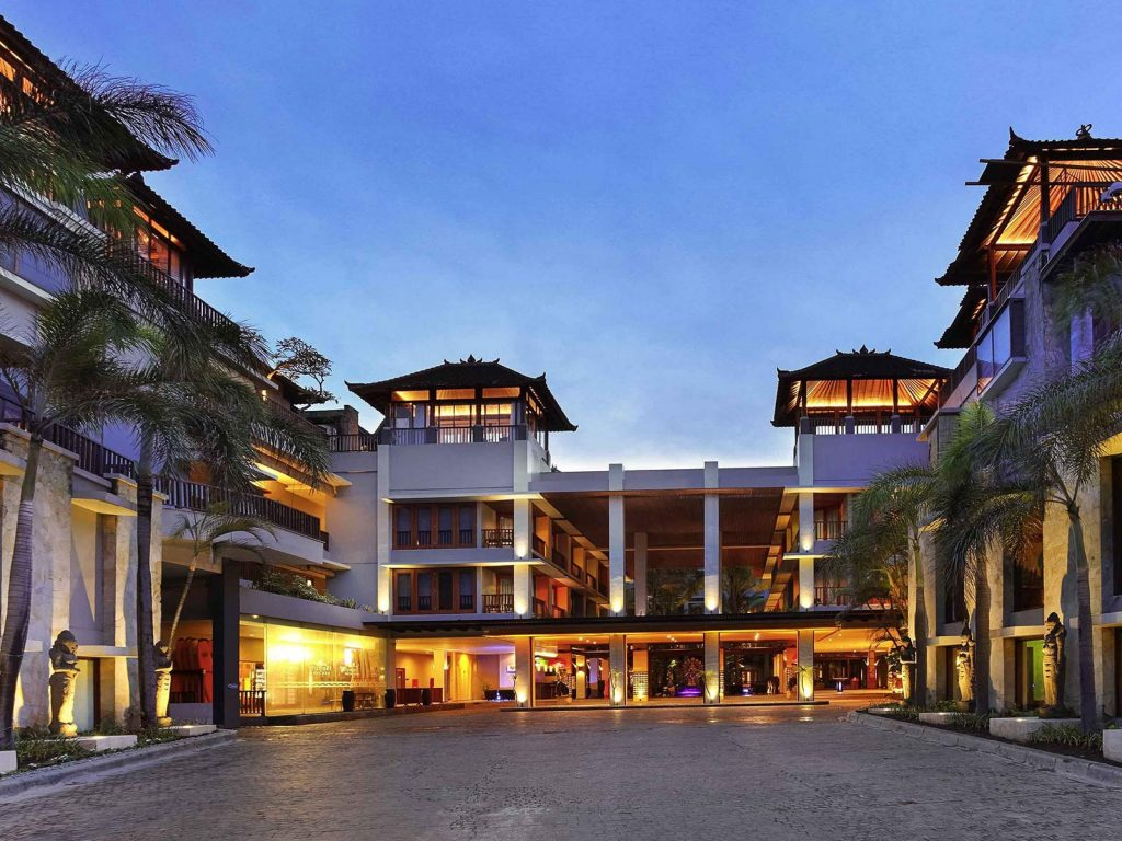 Kuta, Mercure Kuta Beach | Rama Tours