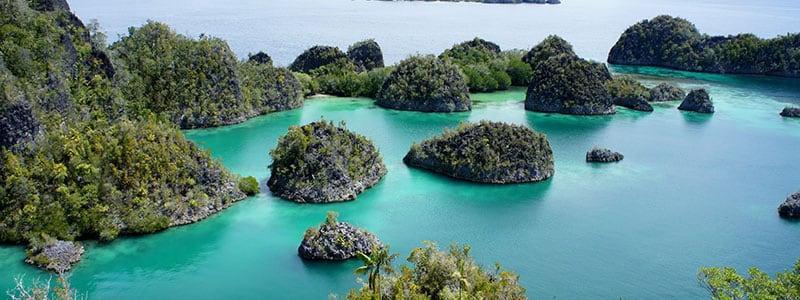 De stranden van Raja Ampat | Rama Tours Holland