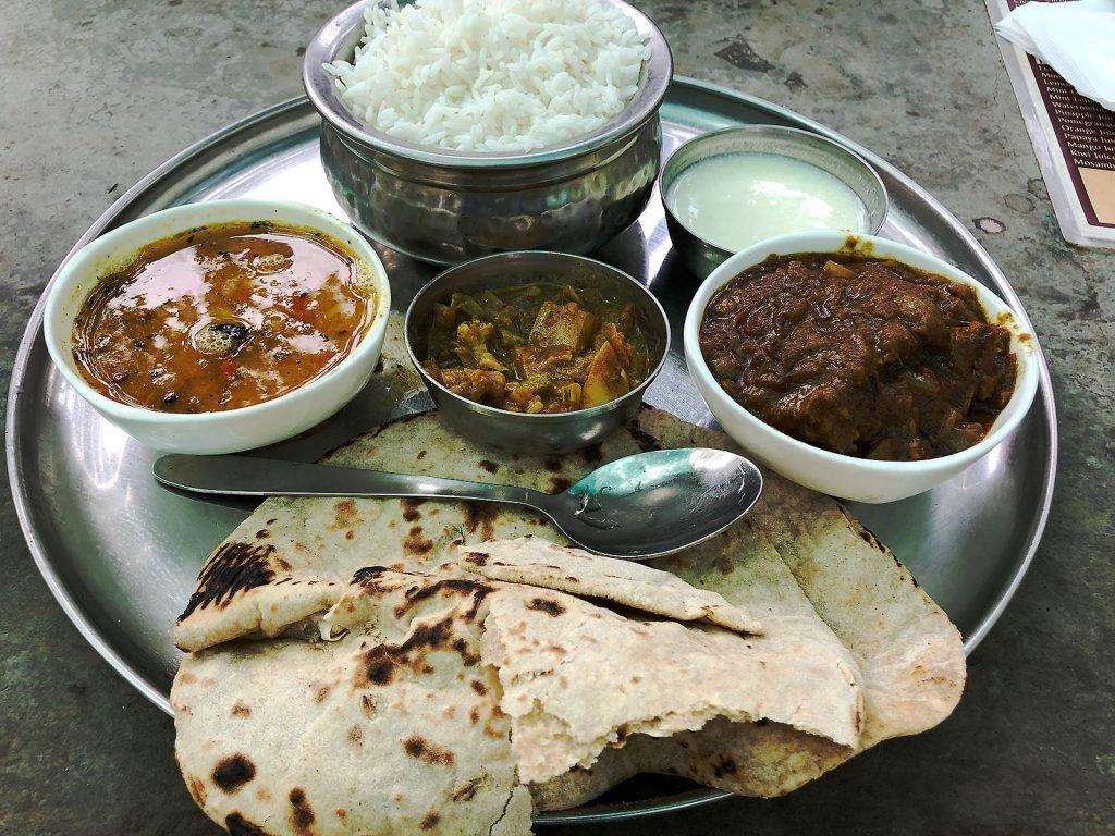 reisspecialist henk halferkamps favoriete eten india