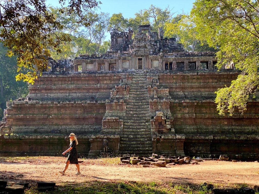 rondreis cambodja siem reap angkor watt