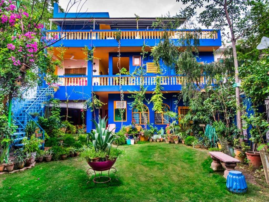 Agra, Coral Tree homestay | Rama Tours