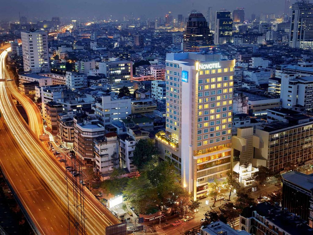 Bangkok, Novotel Fenix Silom | Rama Tours
