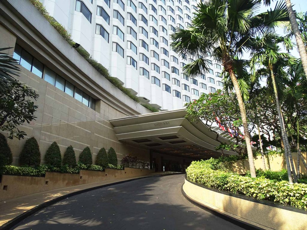 Bangkok, Shangri-La hotel | Rama Tours