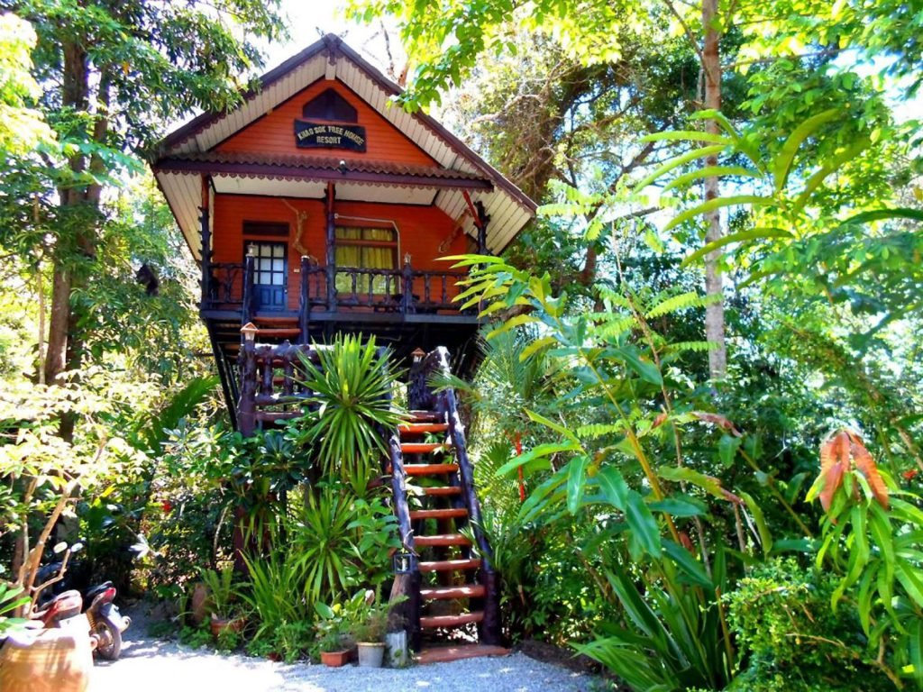 Khao Sok, Tree House resort | Rama Tours