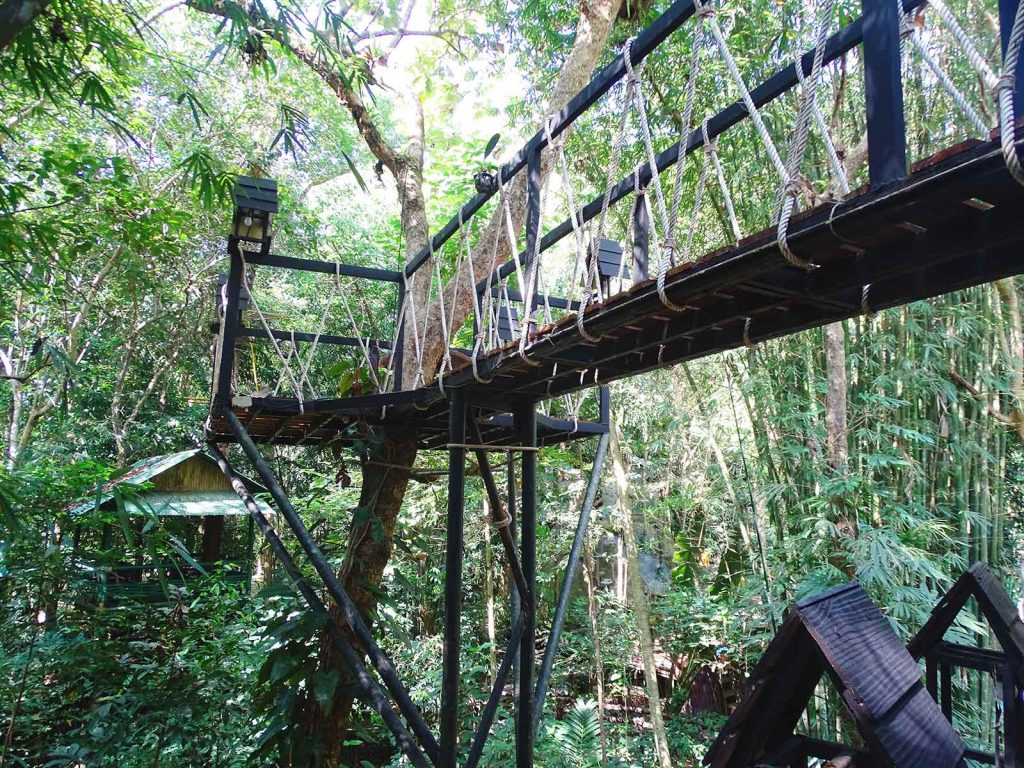 Khao Sok tree house resort | Rama Tours