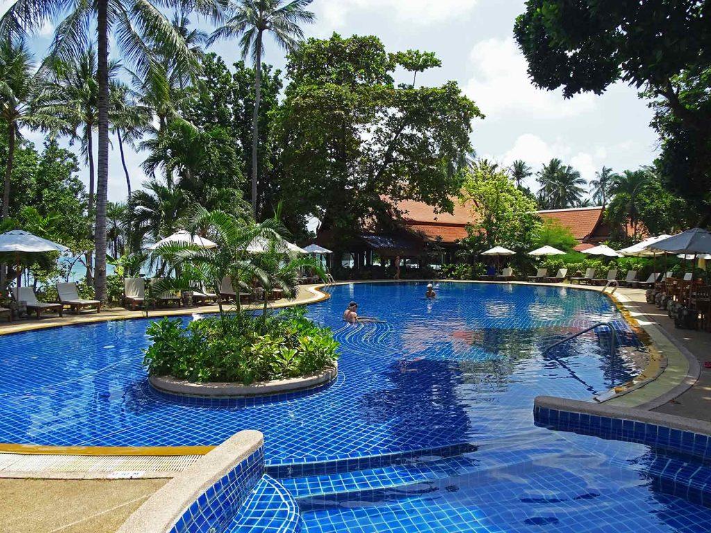 Koh Samui, Blue Lagoon hotel | Rama Tours