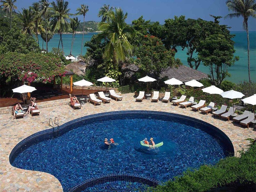 Koh Samui, Coral Bay resort | Rama Tours