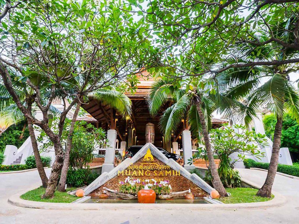 Koh Samui, Muang Samui Spa resort | Rama Tours