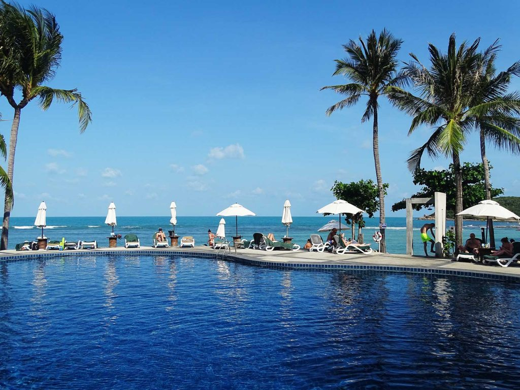 Koh Samui, Nora Beach resort | Rama Tours