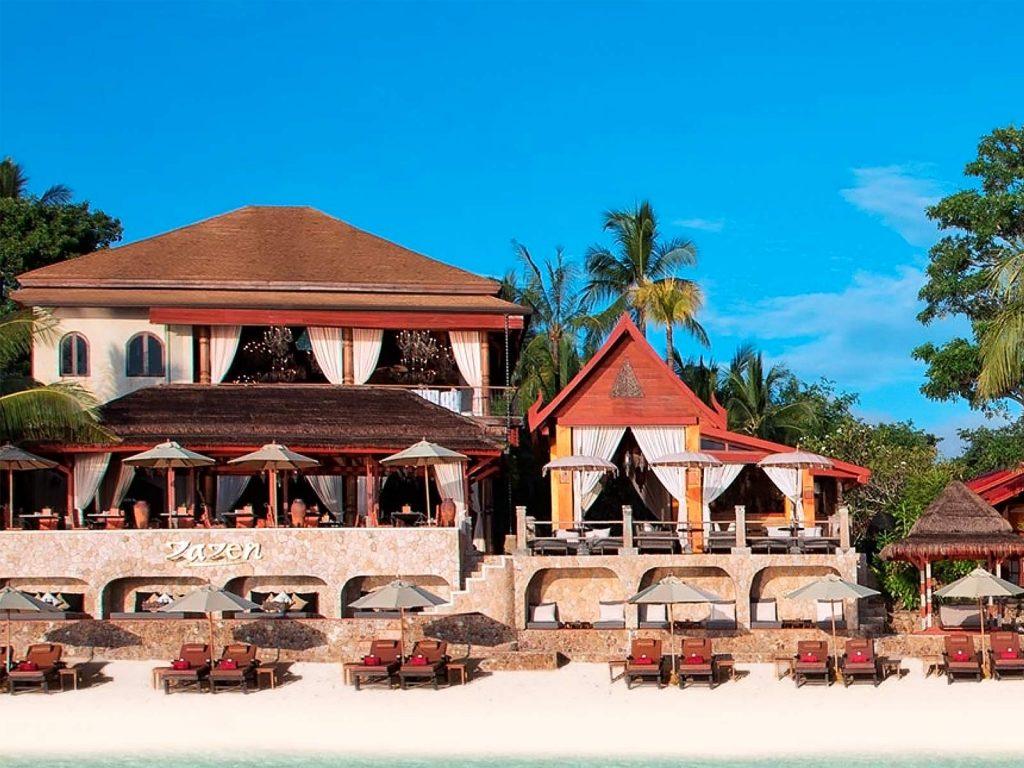 Koh Samui, Zazen boutique resort & spa | Rama Tours