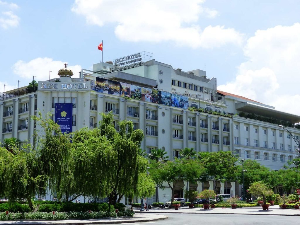 Ho Chi Minh, Rex hotel | Rama Tours