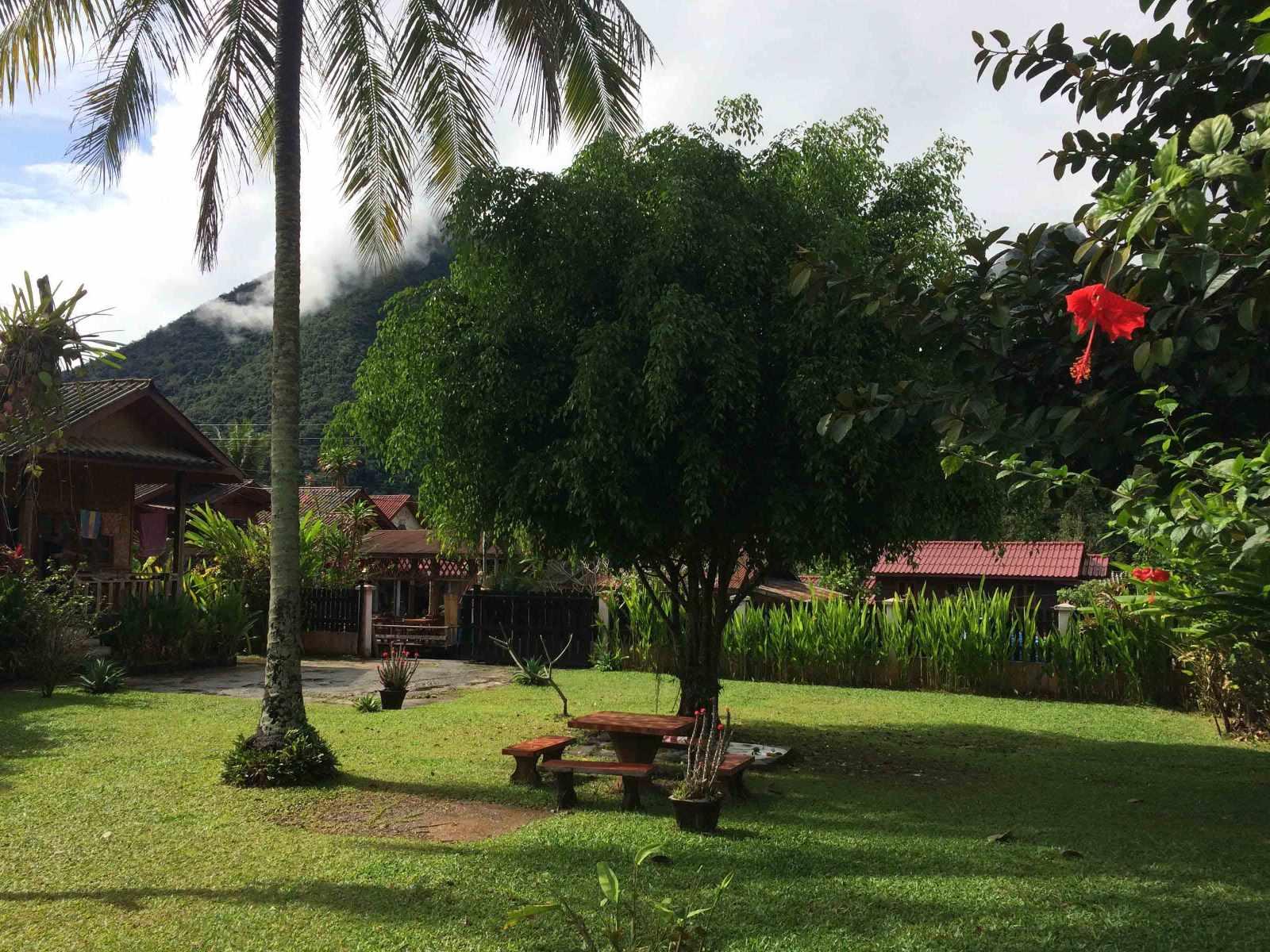 rondreis laos muang ngoi lattanavongsa guesthouse 1