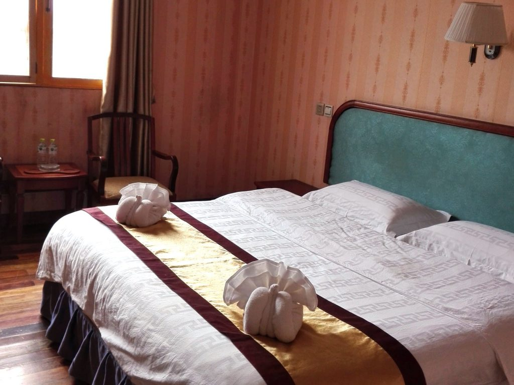 Oudomxai, Dansavanh hotel | Rama Tours