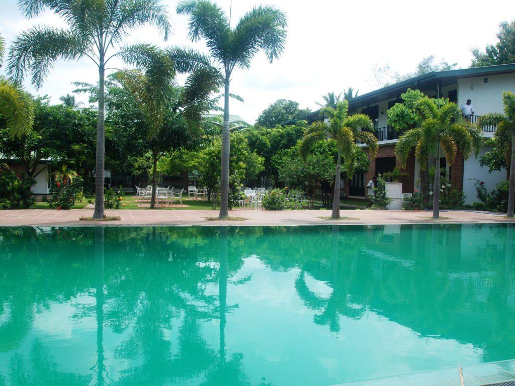 Anuradhapura, Gamodh Citadel hotel | Rama Tours